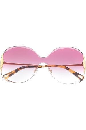 Chloé Women Square - Curtis square-frame sunglasses