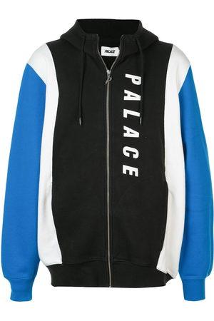 PALACE Colour block zipped hoodie