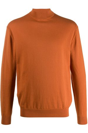 N.PEAL Men Sweatshirts - Mock neck jumper