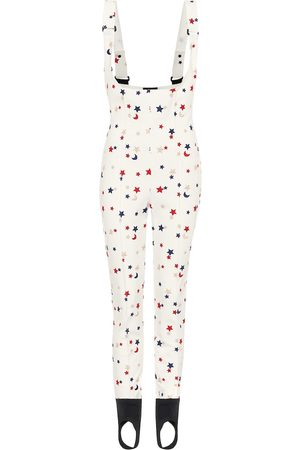 Moncler Genius Embroidered ski jumpsuit