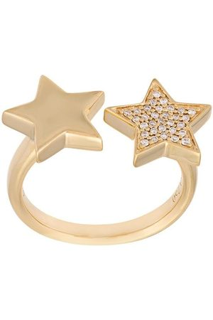 ALINKA Stasia' double star diamond ring - Metallic