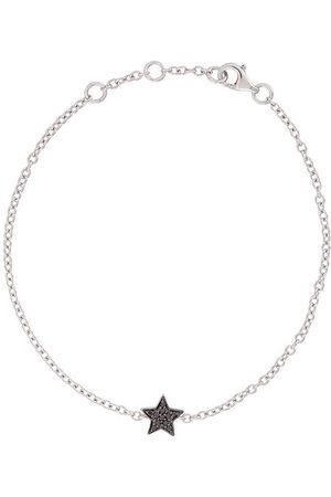 ALINKA 18kt white STASIA MINI Star diamond bracelet - Metallic