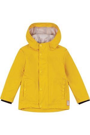 Hunter Boys Rainwear - Boy's Original Rubberized Waterproof Hooded Raincoat