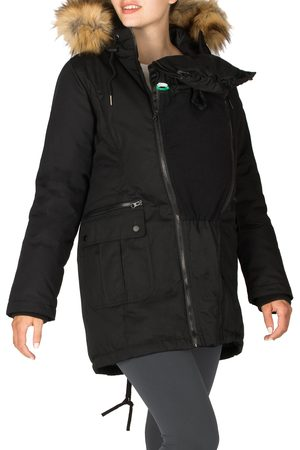 Modern Eternity Women's Convertible Down 3-In-1 Maternity Jacket