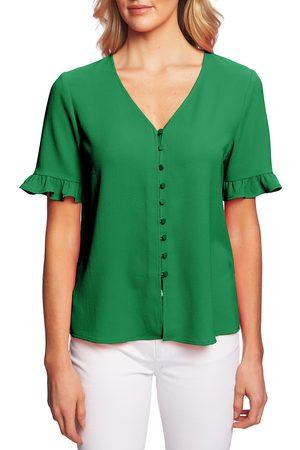 CE&CE Women's Ruffle Sleeve Blouse