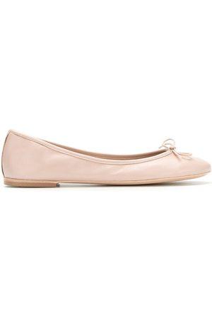 Sarah Chofakian Flat ballerinas - NEUTRALS