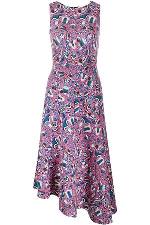 La DoubleJ Pina sleeveless midi dress