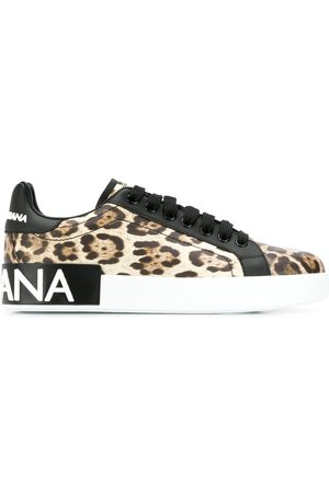 Dolce & Gabbana Portofino sneakers - Neutrals