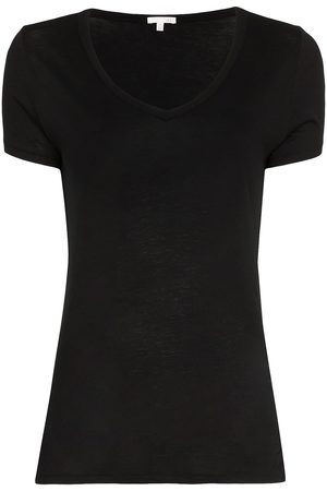 SKIN Women T-shirts - V-neck T-shirt