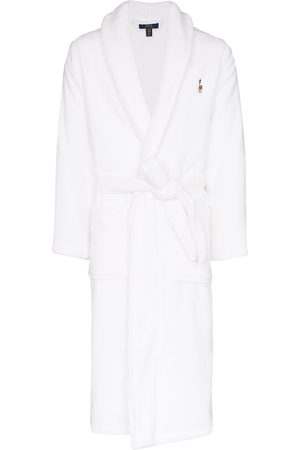 Polo Ralph Lauren Logo embroidered robe
