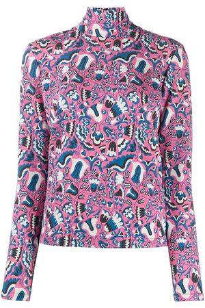 La DoubleJ Women High Necks - Turtleneck long sleeve top