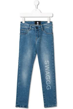 DUOltd Boys Slim - Swagg mid-rise slim jeans