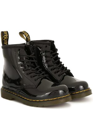 Dr. Martens Lace up wellie boots