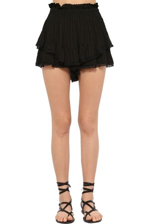 Isabel Marant Janis Light Viscose Skort