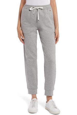 Moncler Women's Cotton & Nylon Jogger Sweatpants