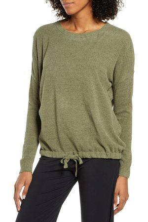 Barefoot Dreams Women's Barefoot Dreams Cozychic Ultra Lite Lounge Pullover