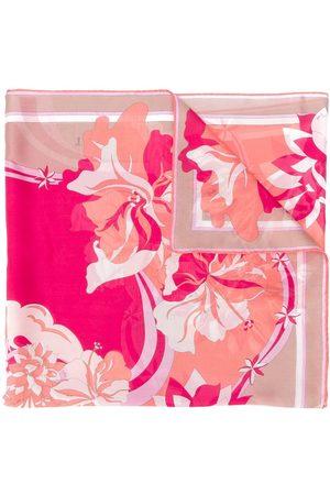 Emilio Pucci Women Scarves - Square printed scarf