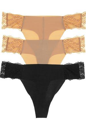 b.tempt d B. Bare Thongs, Set of 3