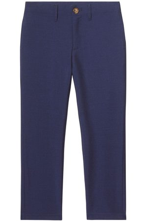 Burberry Cool Wool Blend Pants