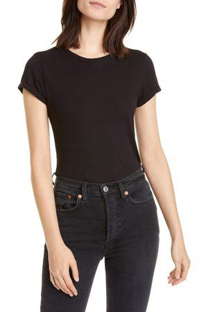 RE/DONE Women's 1960S Slim Tee Bodysuit