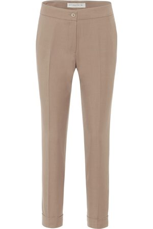 Etro Straight twill pants