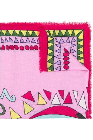 La DoubleJ Women Scarves - Persephone squared scarf