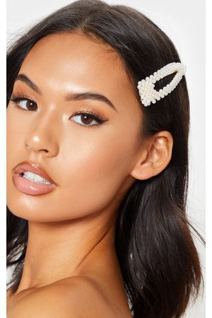 PRETTYLITTLETHING Pearl Hair Slide