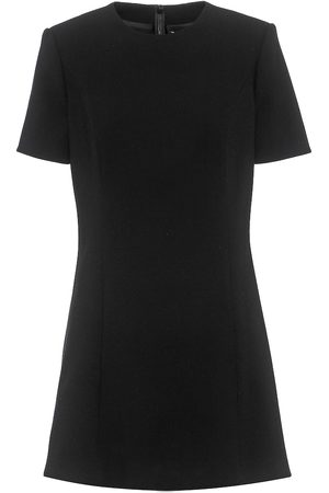 Saint Laurent Wool minidress