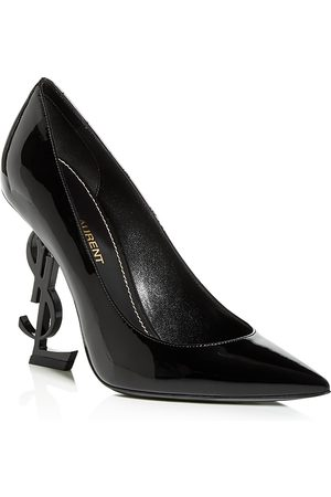 Saint Laurent Women's Logo-Heel Pumps