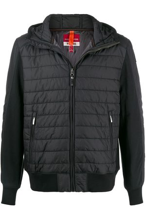 Parajumpers Hooded quilted jacket
