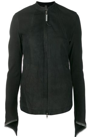 ISAAC SELLAM EXPERIENCE Fitted lambskin jacket