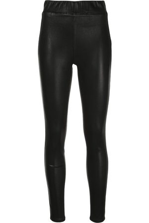 L'Agence High-rise fitted leggings