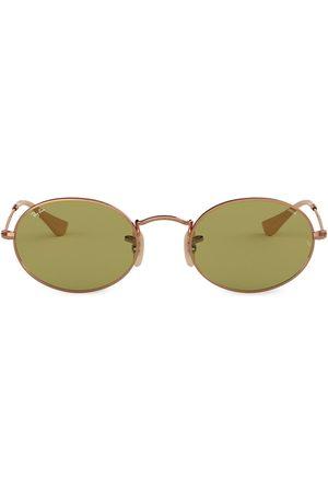 Ray-Ban Sunglasses - Evolve oval-frame sunglasses