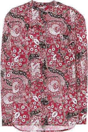 Isabel Marant, Étoile Mexika cotton blouse