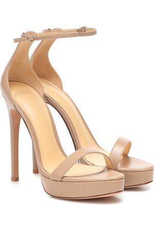 ALEXANDRE BIRMAN Women Sandals - Cindy leather sandals