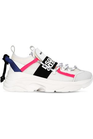 Dsquared2 40mm The Bumpy One Neoprene Sneakers