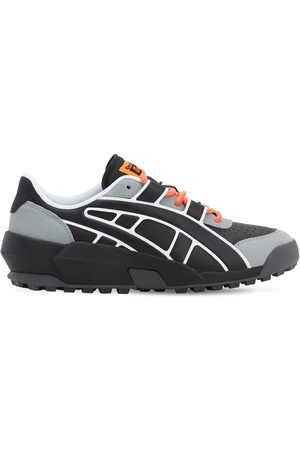 Asics Men Sneakers - Big Logo Trainer Sneakers