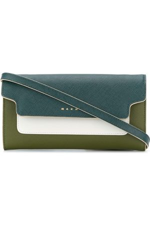 Marni Two-tone Bellows wallet