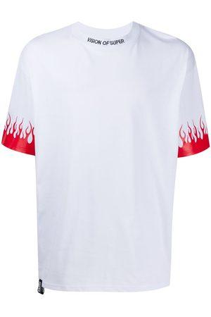Vision Of Super Flaming T-shirt