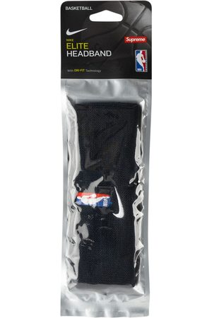 Supreme X Nike Elite sweatband
