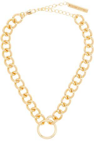 Frame Chain Women Necklaces - Hooker -plated Choker - Womens