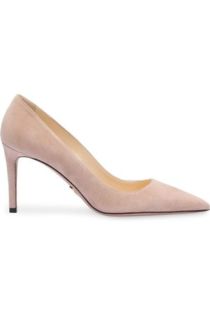 Prada Pointed toe pumps - Neutrals