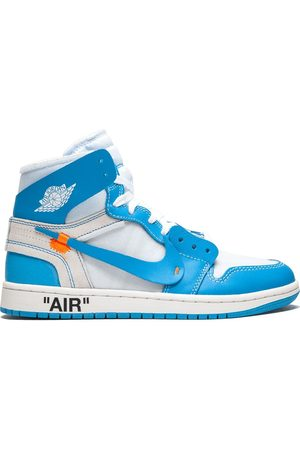 "Nike Air Jordan 1 Retro High ""Off-White - UNC"" sneakers"