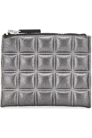 NO KA' OI Women Wallets - Quilted zipped purse
