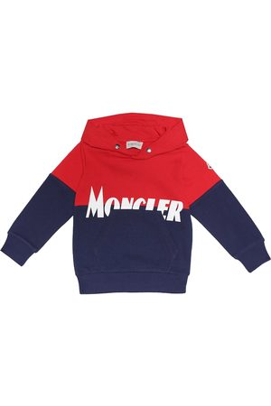 Moncler Cotton jersey hoodie