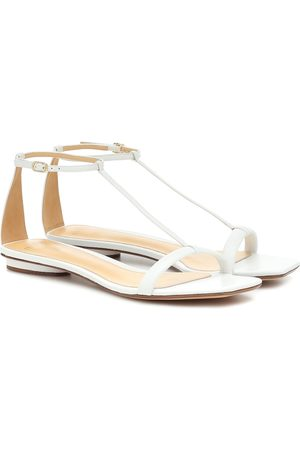 ALEXANDRE BIRMAN Lally leather sandals