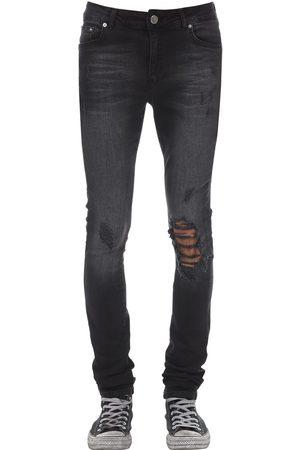 FLANEUR STUDIO Men Jeans - Destroyer Denim Jeans