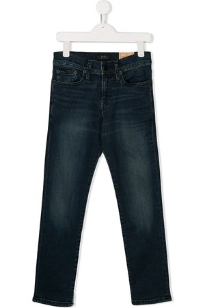 Ralph Lauren Straight leg denim jeans
