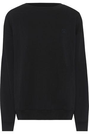 Acne Studios Face cotton sweatshirt