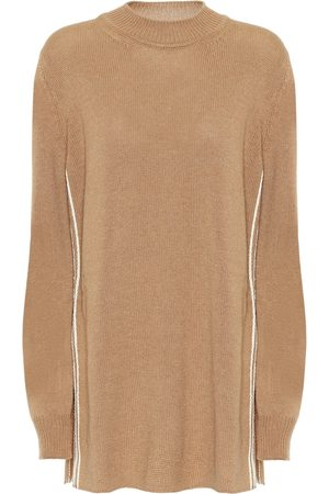 Jil Sander Cashmere and cotton sweater